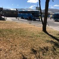 Photo taken at Terminal Terrestre Latacunga by Alexey M. on 8/14/2017