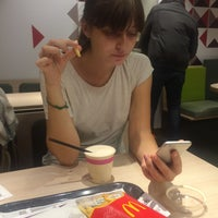 Foto tomada en McDonald's por Alexey M. el 10/27/2015