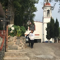 Photo taken at Iglesia Tetelpan by Alexey M. on 5/14/2017