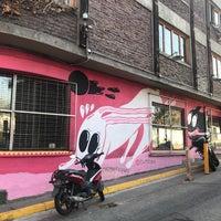 6/20/2018 tarihinde Alexey M.ziyaretçi tarafından Barrio Bellas Artes'de çekilen fotoğraf