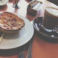 Photo taken at Drummoyne Bakehouse Cafe by Rose C. on 4/27/2014