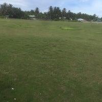 Photo taken at Cricket Stadium by Mamdhooh (. on 7/30/2016
