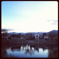 Photo taken at The Villa at PGA West by Jiranuch R. on 12/28/2012