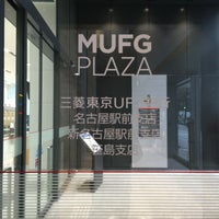 Photo taken at MUFG Bank by Osamu K. on 2/14/2016