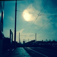 Photo taken at Stillorgan Luas by Damien R. on 9/24/2013
