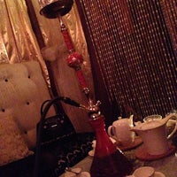 Photo taken at Shisha Room by Christianne on 12/25/2013