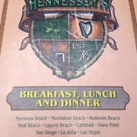 Photo taken at Hennessey's Tavern by Raciel D. on 10/7/2012