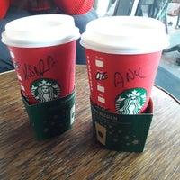 Photo taken at Starbucks by Anil O. on 12/11/2017