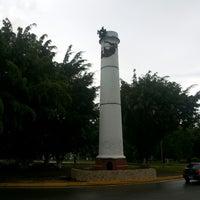 Photo taken at Monumento El Torreón de El Limón by Jesús Manuel A. on 9/10/2013