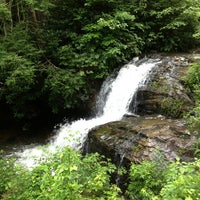 Photo taken at Raven Cliff Falls by Bobbyjohnny W. on 8/13/2013