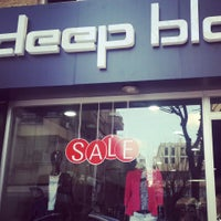 Photo taken at Deep Black by Duygu A. on 3/4/2014