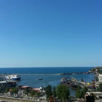 Photo taken at Gürcü Tepesi by Kara M. on 7/23/2013