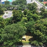 Photo taken at มหาวิทยาลัยเทคโนโลยีราชมงคลสุวรรณภูมิ หันตรา by Ploy K. on 8/30/2016