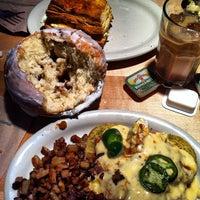 Photo taken at Loco Cafe by Wayne G. on 10/7/2012