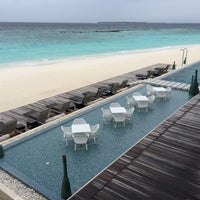 Photo taken at Velaa Private Island Maldives by Muhudhin A. on 8/23/2016