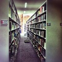 Photo taken at Biblioteca FXC by Mariel N. on 8/28/2013