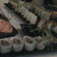 Photo taken at SushiClub by Angie M. on 5/3/2014