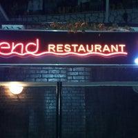 Photo taken at The End Restaurant & Bar by ömer ş. on 8/1/2013