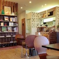 Photo taken at cafe & zakka Kiitos by lala f. on 12/8/2012