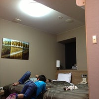รูปภาพถ่ายที่ ホテル グランティア那覇 โดย lala f. เมื่อ 11/23/2013