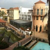 Photo taken at Hotel PortAventura by Mercedes B. on 11/25/2012