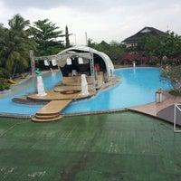 Photo taken at Hotel Randayan by Insani Q. on 10/10/2012