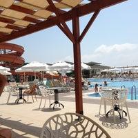 Photo taken at Club Nena Aqua Park by Serdar K. on 8/30/2013