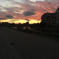 Photo taken at Lovaart by Lotte V. on 10/6/2016