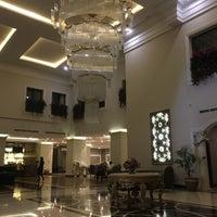 6/28/2018 tarihinde Mehmethan T.ziyaretçi tarafından Ramada Hotel & Suites'de çekilen fotoğraf