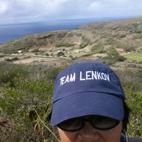 Photo taken at Kokohead rail trail by Amy B. on 6/29/2014