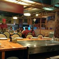 Photo taken at Mikado Teppanyaki by Eddie W. on 10/8/2012