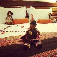 Foto tomada en Hotel La Cabaña Machupicchu por Jackie K. el 6/1/2016