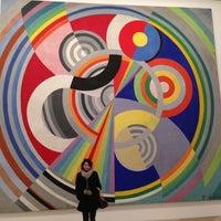 Das Foto wurde bei Musée d'Art Moderne de Paris (MAM) von Maria J A. am 12/16/2012 aufgenommen