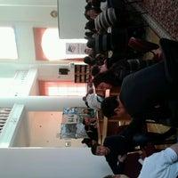 Photo taken at America Borboru (American Corner Bishkek) 2nd floor of the Bayalinov Library by Cholpon B. on 1/10/2014