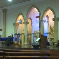 Photo taken at Gereja Santo Petrus Paulus by Eric D. on 12/20/2014