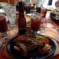 Photo taken at Meson del Jobito Restaurante by Edgar S. on 11/14/2013