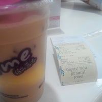 Photo taken at Chatime by Dewi E. on 10/23/2016