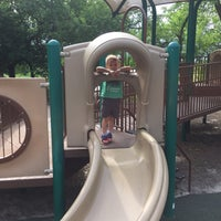Photo taken at Can-Do Playground by Jason W. on 7/3/2016