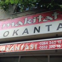 Photo taken at Makitat Resturant by Fatih K. on 5/31/2014