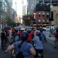 Photo taken at Bobby's Bike Hike by Krystal M. on 7/13/2013