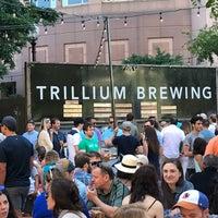 Photo prise au Trillium Garden On The Greenway par Dave P. le7/7/2018