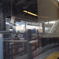 Photo taken at RTD - Dry Creek Light Rail Station by Stephen P. on 10/8/2014