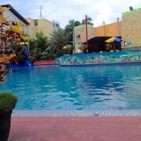Photo taken at Suncity Waterpark by Tria A. on 12/16/2016