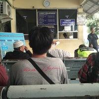 Photo taken at Samsat Polda Metro Jaya by Frenky F. on 1/9/2017