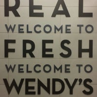 Photo taken at Wendy's by John S. on 10/28/2014
