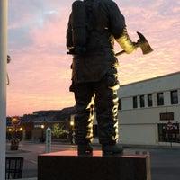 Photo taken at Glen Ellyn Volunteer Fire Company by John S. on 12/1/2013