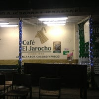 Photo taken at Café El Jarocho by Mariana V. on 7/25/2013
