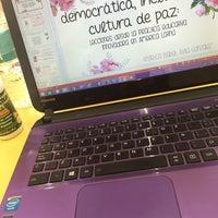 Photo taken at Centro Educativo Siglo XXI by Angie A. on 2/27/2016