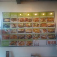 Photo taken at Rice House Of Kabob by pirooz p. on 12/6/2014