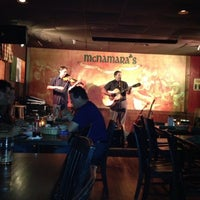 Photo taken at McNamara's Irish Pub by Abigail Y. on 10/26/2012